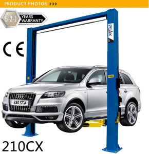 Two Post Design Automotive Hoist Auto Lift (210CX) pictures & photos