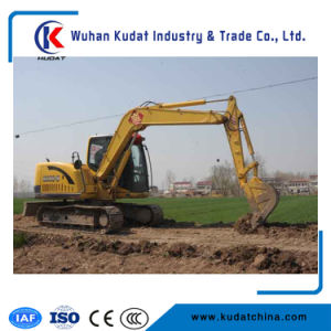 6.8 Tons Earth Moving Machine Mini Excavator pictures & photos