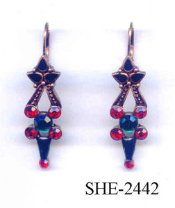 Imitation Jewelry, Ladies and Women Metal Fashion Earring