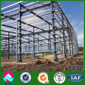 Steel Workshop and Mezzanine Office Building (XGZ-A011) pictures & photos