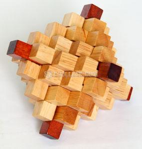 Wood Puzzle/Interlocking Puzzle (WP1805)