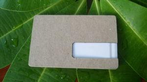 Credit Card Paper USB Flash Drive, USB2.0