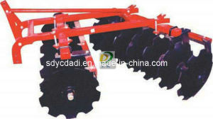12 Blades Light-Duty Disc Harrow (1BQX Series) pictures & photos