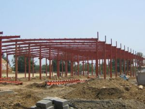 Steel Structure Workshop Steel Structure Storage Building pictures & photos