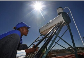 Solar Water Heater (Africa) pictures & photos