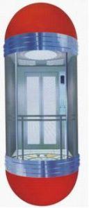 Circularly Observation Elevator