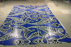 Mosaic Art Pattern/ Mosaic Picture (HMP780) pictures & photos