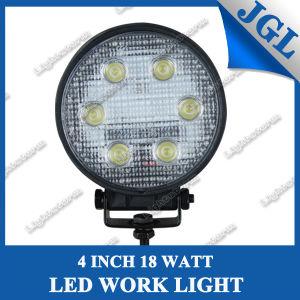 18W Mini ATV LED Work Light/Offroad Lamp (JG-W060-S/JG-W060-F)