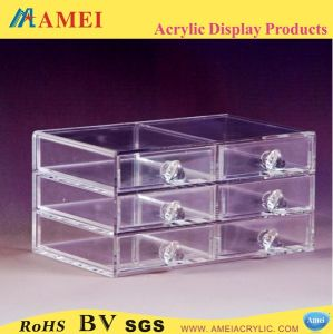 Acrylic Drawer Box (AMF-52)