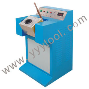Medium Frequency Melting Furnace for Gold, Silver Jewelry (BK-0083)