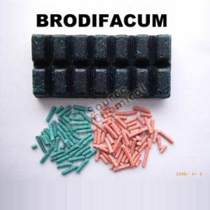 Brodifacoum Rodenticide Pesticide Insecticide CAS No. 56073-10-0 pictures & photos