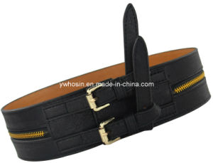 Double Belt with Zipper (TUYE-046b)