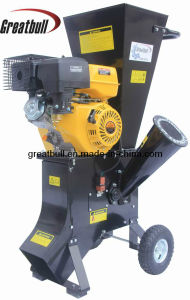 13HP Gasoline HSS Chipping Knives Leaf Chipper (GBD-601C)