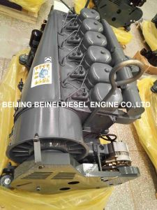 Diesel Engine F6l913 Air Cooled 6 Cylinder for Road Paver 2500rpm pictures & photos