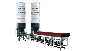 Xc500 Soil Stabilizer Mixing Plant pictures & photos