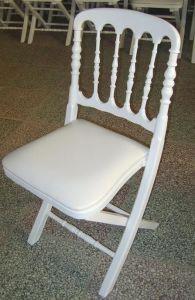 Wooden Folding Napoleon Chair
