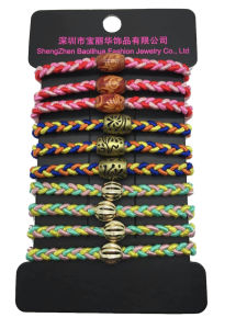 Assorted Designs Beautiful Elastic Hairbands pictures & photos