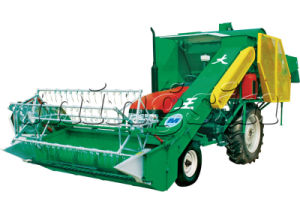Wheat Combine Harvester (4LD-2) pictures & photos