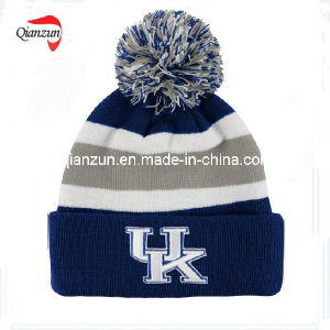 2016 Fashione Embroidery Beanie Knitted Hats pictures & photos