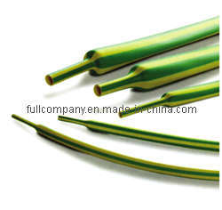 Yellow Green Shrinkable Tube pictures & photos