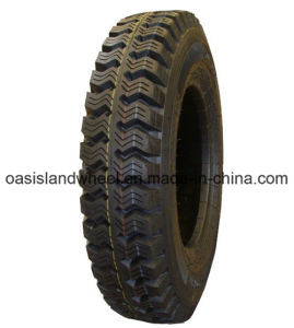 Bias Nylon Mining Tyre (750-16) for Light Truck pictures & photos