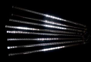 LED Meteor Snow Light Tube Christmas Lights