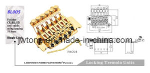 Floyed Rose Locking Tremolo Bridge of Electric Guitar (BL-001) pictures & photos