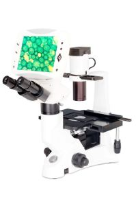 Bestscope BLM-290 Digital LCD Inverted Biological Microscope pictures & photos