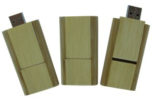 Wood USB Flash Drive (S-GFM015)