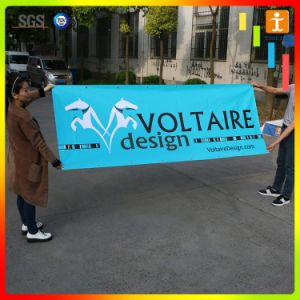 Competitive Price Printing Reflective Flex Promotion Banner pictures & photos