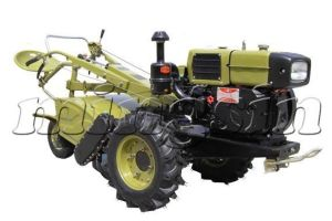 Gn Type 12HP Power Tiller, Diesel Tiller pictures & photos
