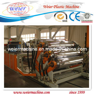Plastic Pet Sheet Extrusion Machinery (SJ-120/33) pictures & photos