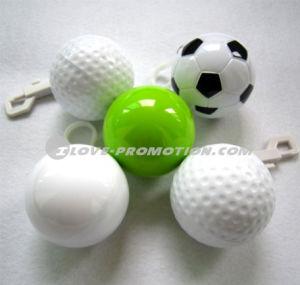 Rian Poncho with Golf Keyring