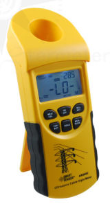 LCD Display Ultrasonic Cable Height Meter Ar600e
