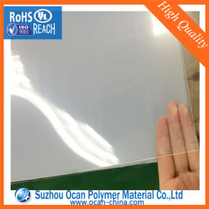 Rigid PVC Sheet Transparent Clear Sheet for Business Card Holder pictures & photos