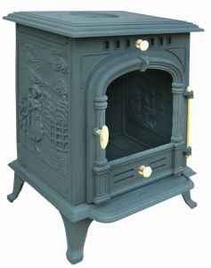 Cast Iron Stove, Fireplace (FIPA002) , Stoves pictures & photos