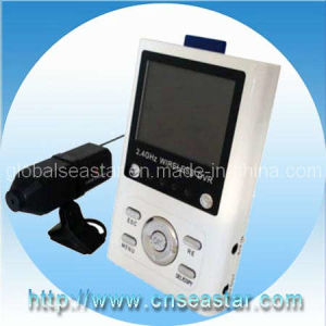 2.4GHz Wireless Baby Monitor MP3, MP4, Photo, AV out, (SD/MMC) (S-808R)