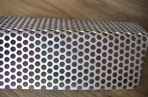 Aluminum Alloy Perforated Metal