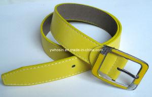 Lady Fashion Belt Yellow