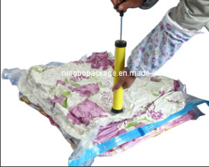 100*70cm TUV Approved Vacuum Clothing Storage Bag (NBSC-VB003) pictures & photos