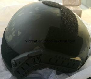 Bulletproof Helmet Color Black Multicam with Zorbium Type Suspention pictures & photos