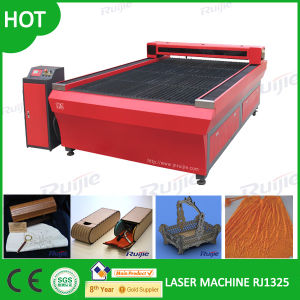 Cloth/ Fabric Big Size Laser Cutting Machine -Rj1325 pictures & photos