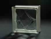 190*190*80mm Double Star Glass Block pictures & photos