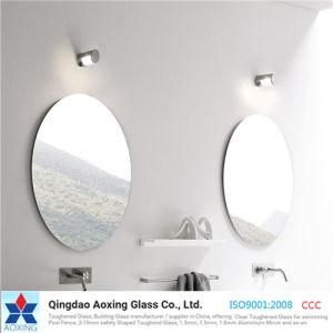 Clear Aluminium Mirror for Bathroom Decoration pictures & photos