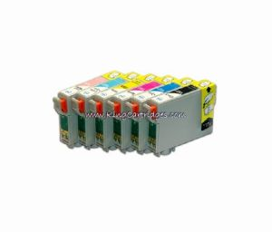 Inkjet Cartridge (T0791-0796)