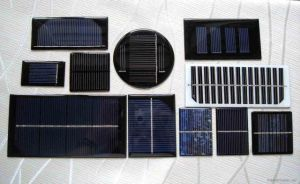 Mini Poly / Pet / Glass Laminated Solar Modules / Solar Panels for Lamps Toys Gifts pictures & photos