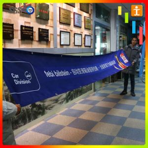Shanghai Tongjie Image Production Hanging Fabric Banner pictures & photos