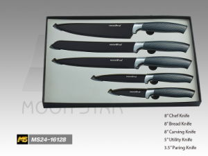 PP Handle Kitchen Knife (MS24-16128I) pictures & photos