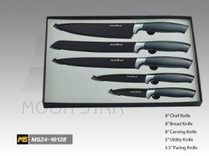 PP Handle Kitchen Knife (MS24-16128I)