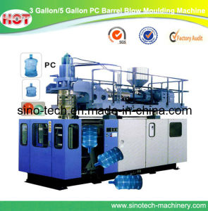 1 Gllon 3 Gallon 5 Gallon PC Barrel Blow Moulding Machine pictures & photos